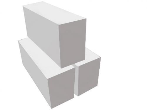 Пеноблок 250х625 толщина 20 см (Хебель)