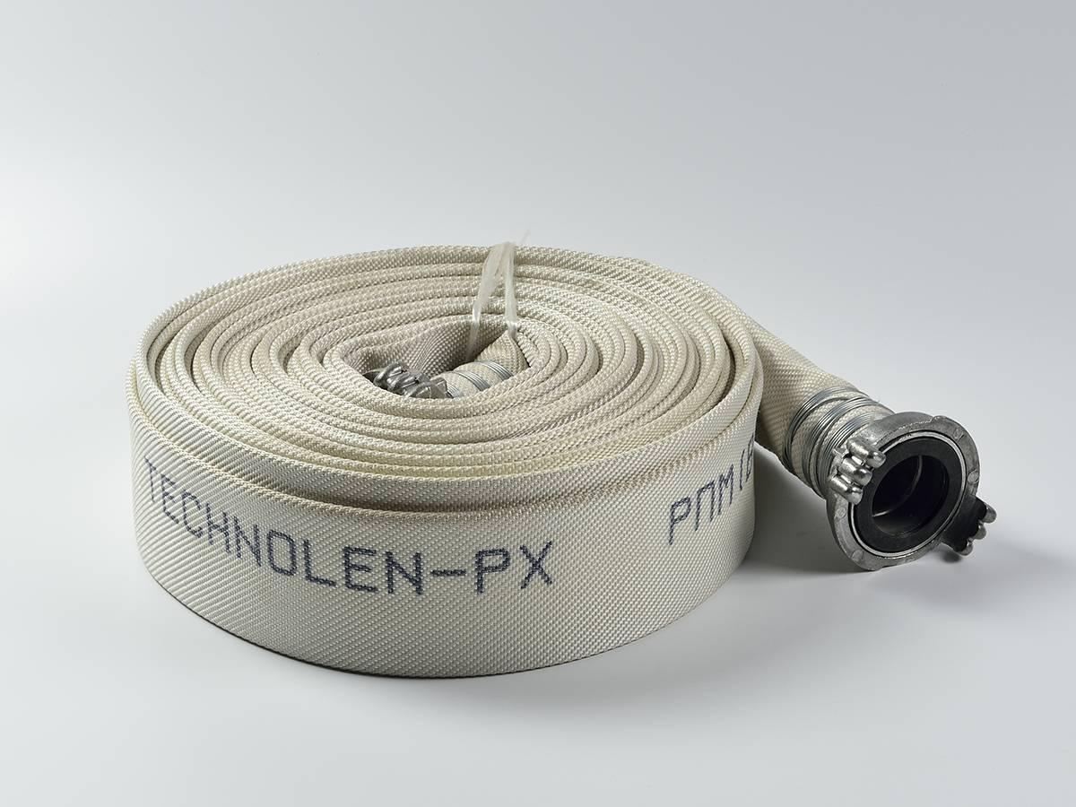Рукав пожарный TECHNOLEN-PX Чехия 51 мм, с головками, 20 м