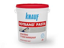 Кнауф Ротбанд Паста готовая шпаклевка,18кг