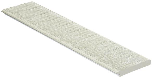 Цветная лепнина профиль Decomaster 108-20 (размер 70х10х2400)