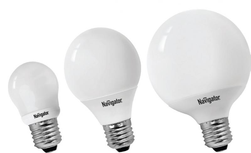 Лампа э/сб Navigator NСL-G95-13-827  теплый (13Вт)