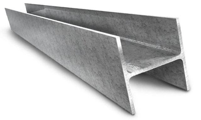 Балка двутавровая 10 см (за 1 м.п.)