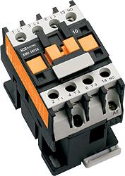 TDM контактор КМН-10910 9А 230В/АС3 1НО