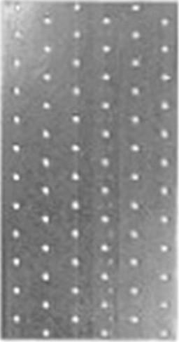 Крепежная пластина 100х35