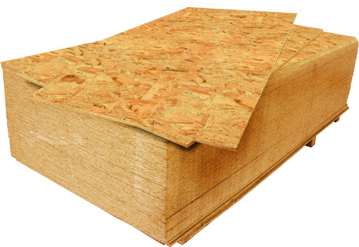 ОСБ плита | OSB 3 толщ.15 мм (1220х2440)
