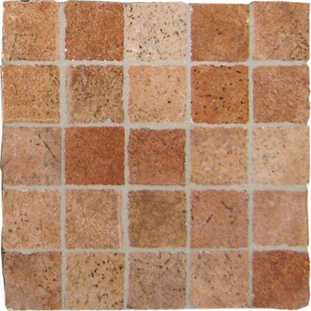 Плитка Casa Dolce Casa Le Argille Terra Rosso Mosaico 81TROSMOS