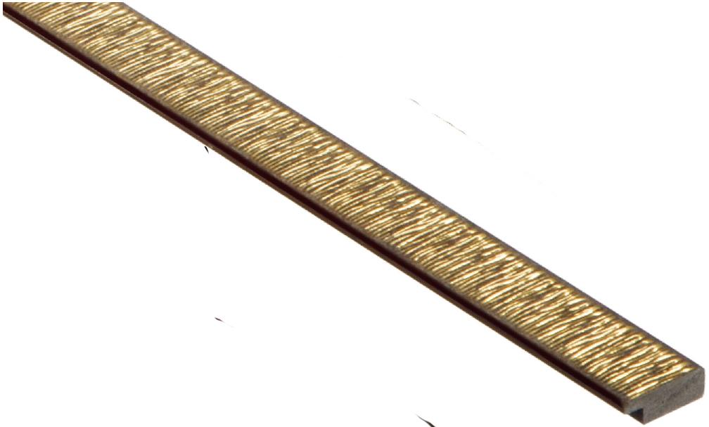 Цветной молдинг Decomaster 102-52 (25x10x2400)
