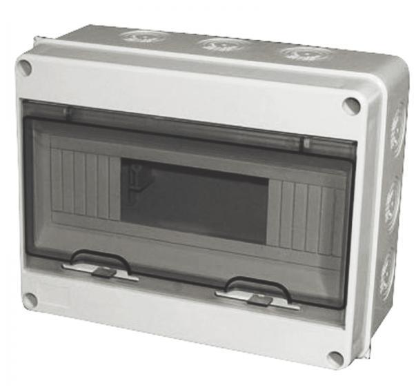 TDM Бокс ЩРН-П-12 модулей навесной пластик IP65