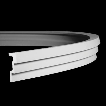 1.50.262 флекс Европласт потолочный карниз, гибкий