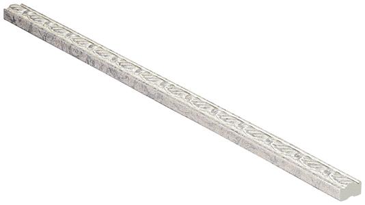 Цветная лепнина молдинг Decomaster 105-19 (размер 15х8х2400)