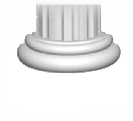 Полуоснование Decomaster 90024-4Н (размер O 440х165)
