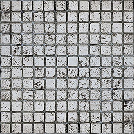 Плитка L Antic Colonial Noohn Mosaics Luxury Silver L100113705