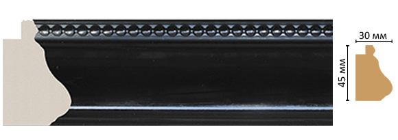 Багет Decomaster 528-195 (размер 45х30х2900)