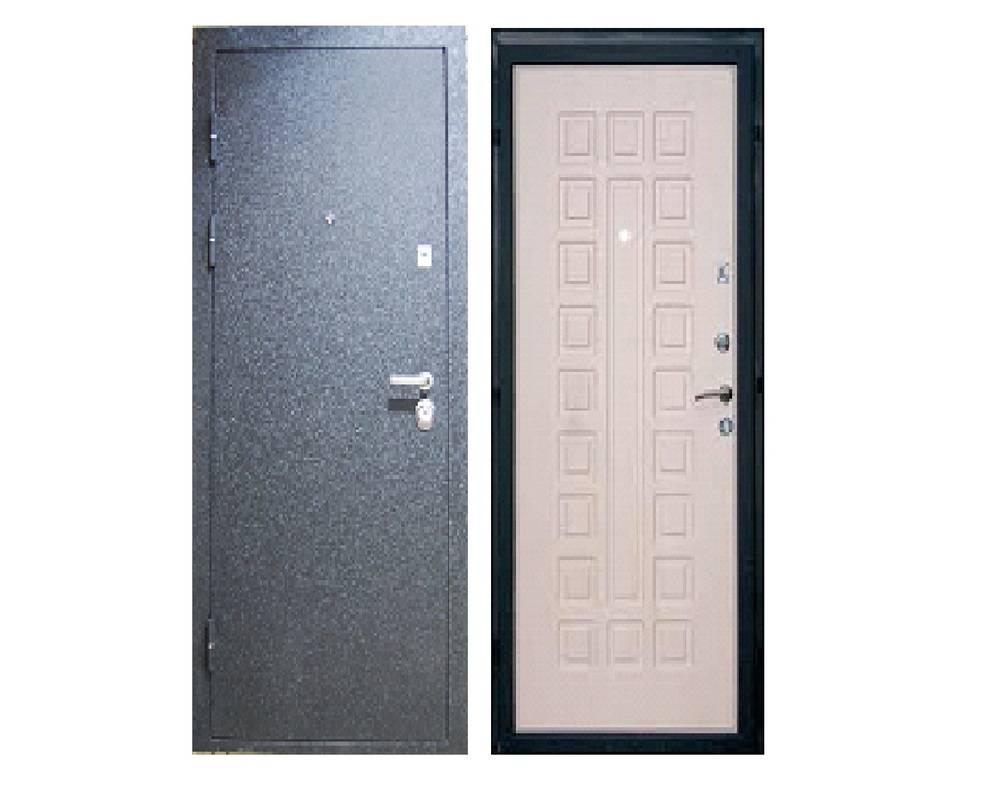 Дверь стальная Престиж (Россия) 2050х860х80мм