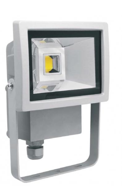 Прожектор светодиодный NFL-01-10-4K-GR-IP65 LED