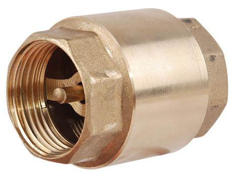 Обратный клапан для воды 1