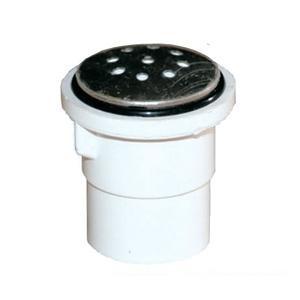 Форсунка донная с накл. из нерж. стали (плитка) Waterway (670-2380)