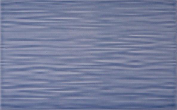 Плитка настенная Шахтинская плитка Бридж 02 синий 250х400