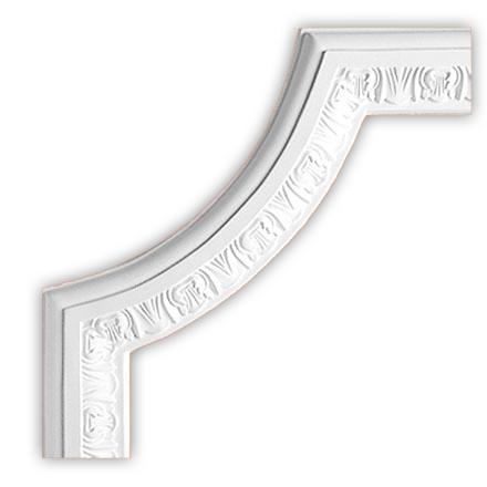 Угол декоративный Decomaster DP 8053 B  (к молдингу DT 8053)