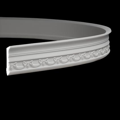 1.50.186 флекс Европласт потолочный карниз, гибкий