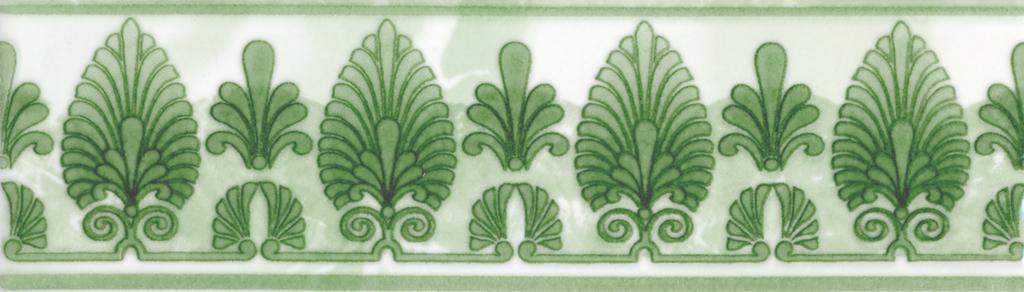 Бордюр Восток зеленый 20х5,7