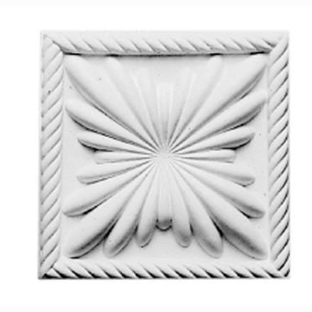 Декоративный элемент Decomaster DD-230 (размер 110х110х25)