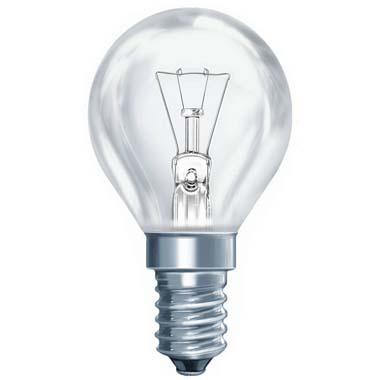 Лампа эл. накаливания миньон