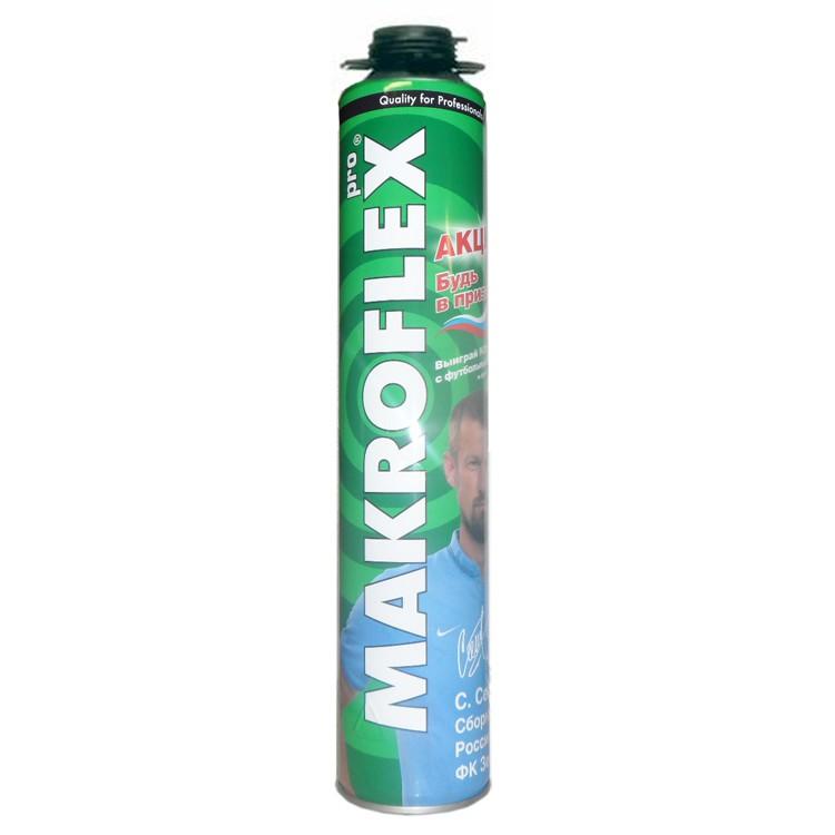 Пена монтажная профессиональная Makroflex ShakeTec 750мл