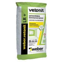 Купить со скидкой Ветонит ЛР плюс | Vetonit LR+ , 25кг (финишная шпаклевка)