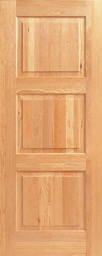 Дверное полотно сосна, разм. 0,9х2м (без сучков)
