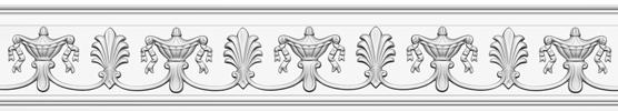Полка каминная Decomaster 98813 (размер 190х2400х45)