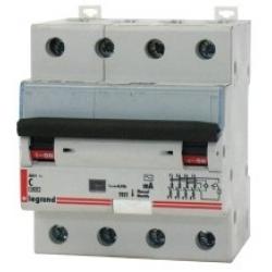 Дифференциальный автомат Legrand 4/63A/30мА