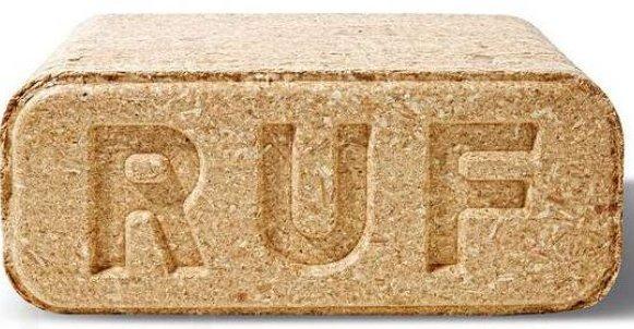 Топливный брикет RUF (12шт в упаковке), 10кг