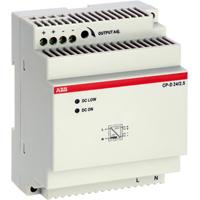 ABB CP-D Блок питания 24/2.5 (регулир. вых. напряж) вход 90-265В AC / 120-370В DC, выход 24В DC /2.5