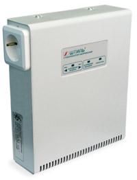 Штиль 1Ф стабилизатор настенный с автоматич.вкл. R 250T,250ВА,Uвх=165-265В,Uвых=209-231В,кронштейн (