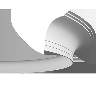 1.50.271 флекс Европласт потолочный карниз, гибкий от Stroyshopper