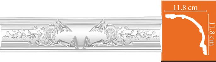 Элемент для декорирования внутренних углов Decomaster DP 52