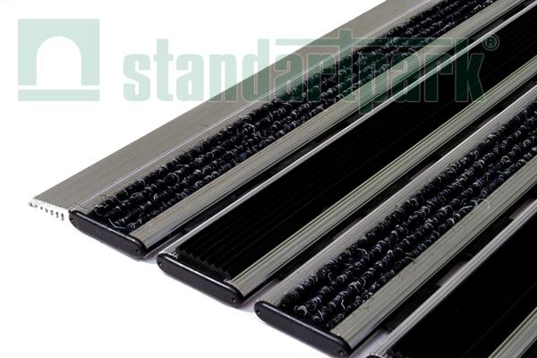 Придверная решетка Респект Резина + Текстиль, 400х600