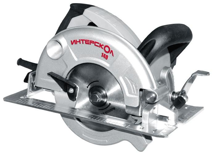 Циркулярная пила Интерскол ДП-190/1600М (дисковая)