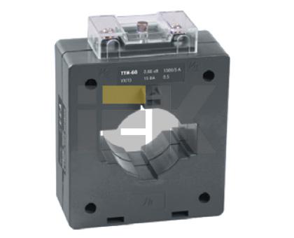 IEK Трансформатор тока ТТИ-60 600/5А 10ВА класс 0,5 (ITT40-2-10-0600)