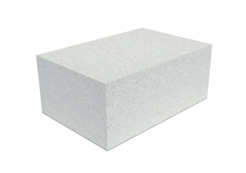 Пеноблок 625х250 толщина 30см (Хебель)