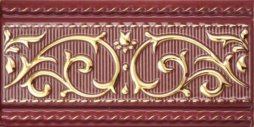 Плитка Aparici Poeme Cen.Burdeos 411273-16016