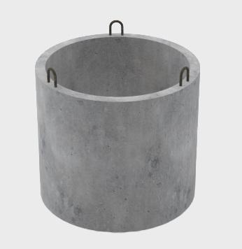Кольца колодезные КС8-9, диам. 80см, Н-90см (ремонтные)