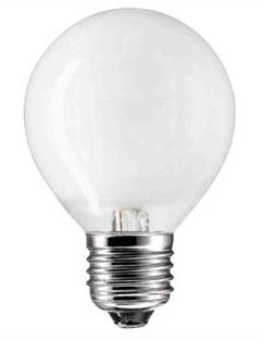 Лампа эл. накаливания  Е27