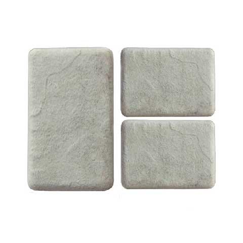 Тротуарная плитка Римский брук темно-серый