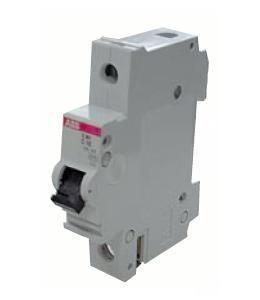 Автомат ABB 1п 6кА 50 ампер  цены