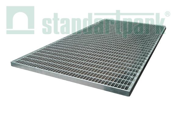 Придверная стальная решетка, 1000х500