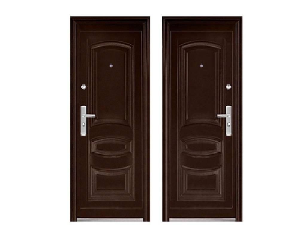 Дверь стальная 2050х960х70, модель К-23-2