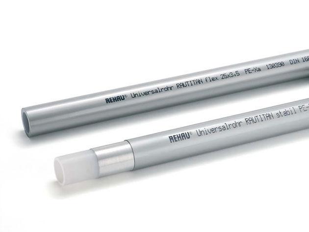 Rehau stabil труба универсальная 40х6.0мм