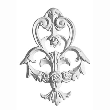Орнамент  Decomaster 66031 (размер 8,5 x 11,5 x 1,3)
